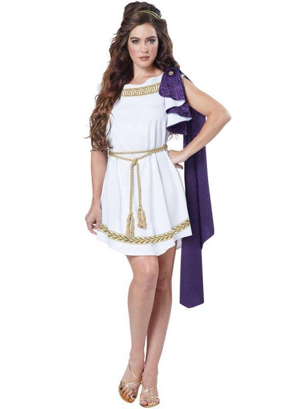 Women's Ancient Goddess Toga Costume