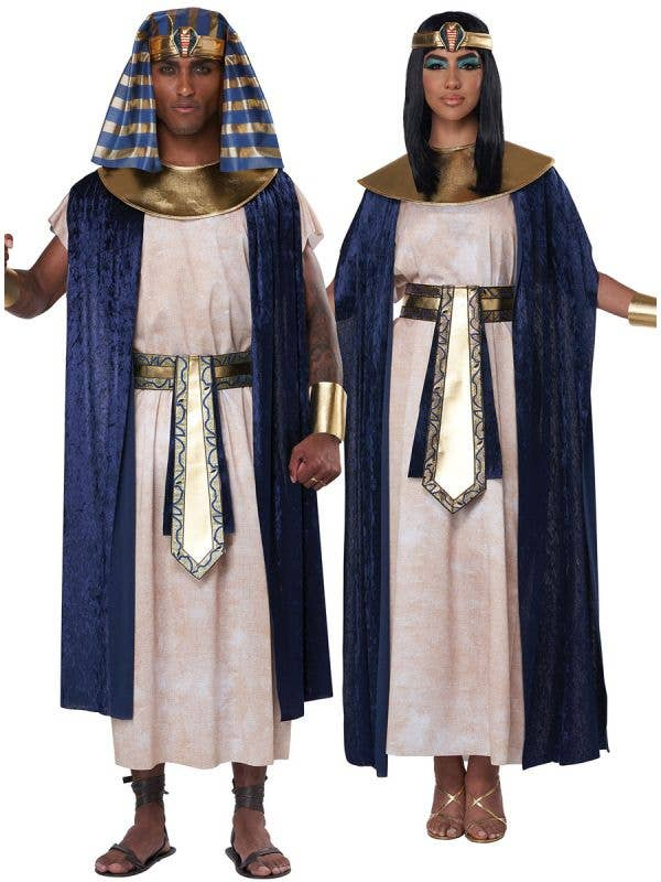 Unisex Ancient Egyptian Tunic Costume for Adults - Main Image