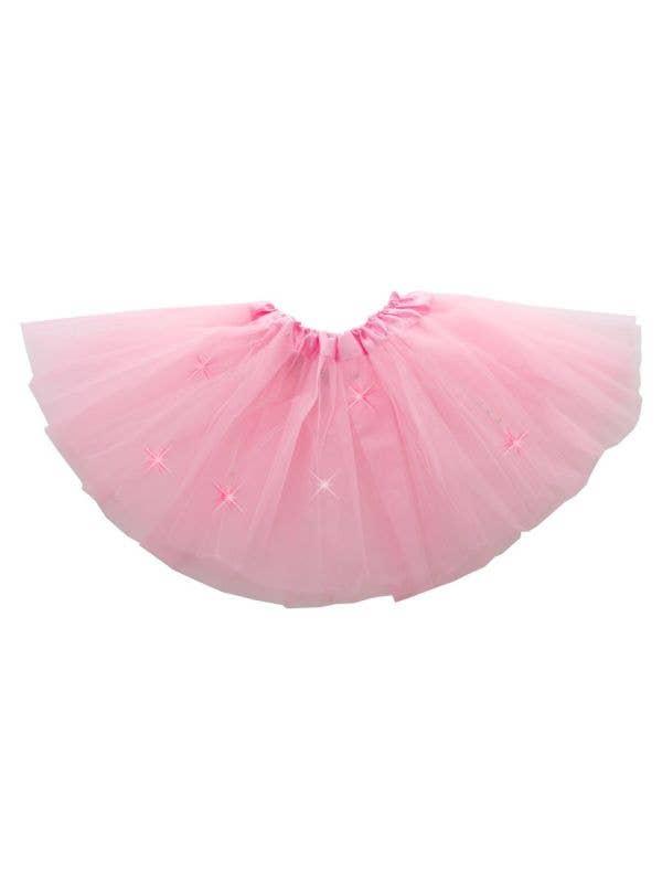 Flashing Pink Princess Petticoat Girl's Costume Tutu