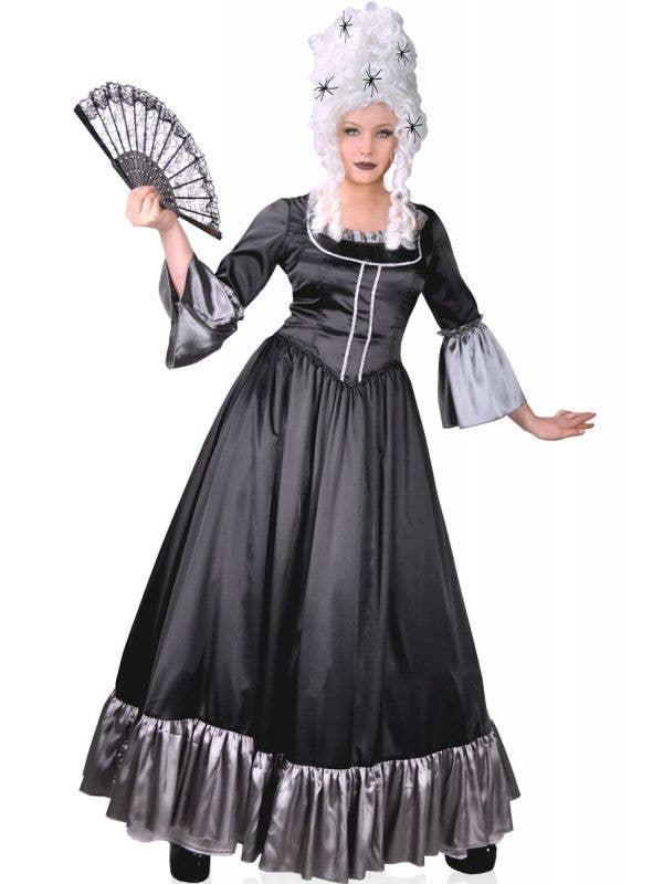Women's Haunted Marie Antoinette Halloween Costume