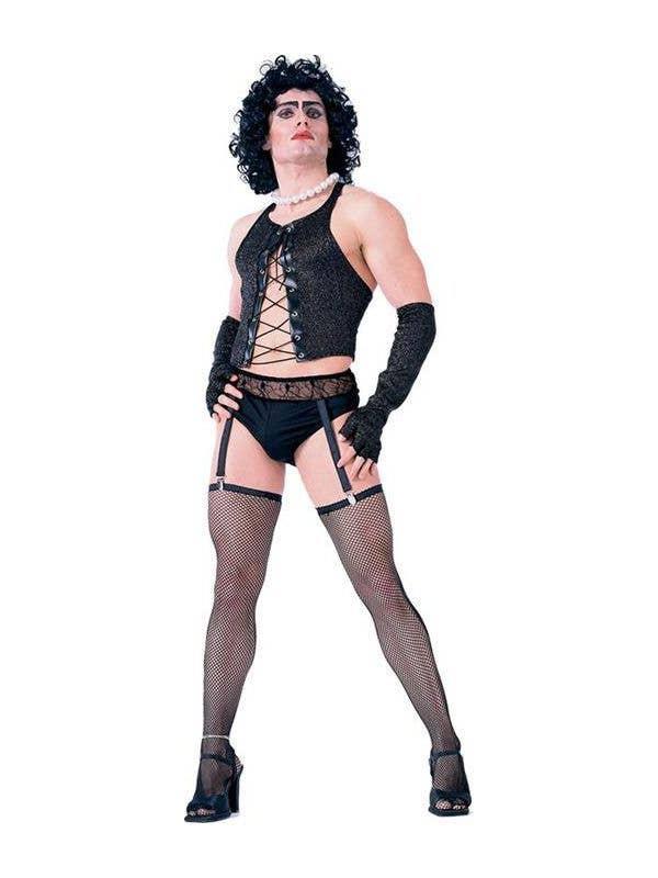 Men's Dr. Frank N. Furter Men's Rocky Horror Halloween Costume