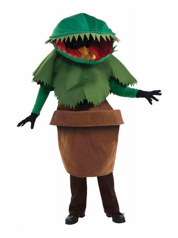Little Shop of Horrors Venus Fly Trap Plant Unisex Novelty Costume Main Image