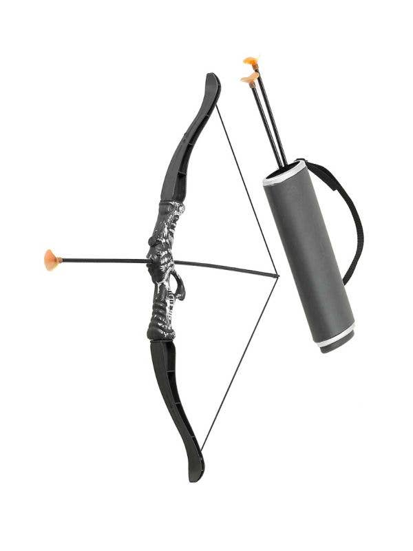Bow and Arrow Set with Quiver