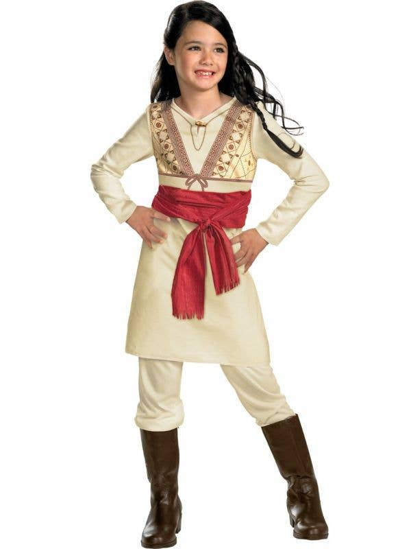 Prince of Persia Sands of Time Princess Tamina Girl's Disney Costume Main Image