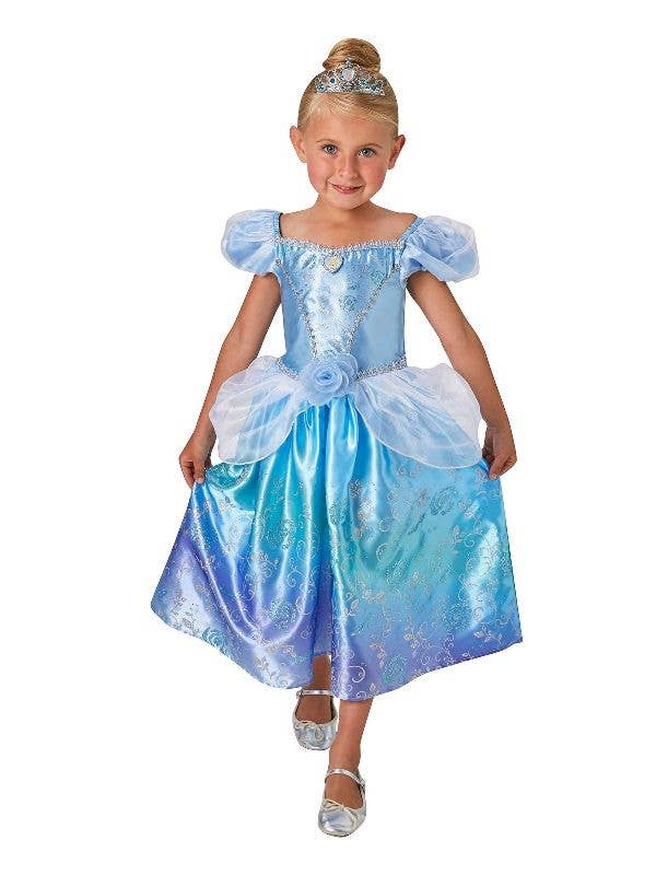 Girls Deluxe Pink Blue My Little Pony Book Day Week Fancy Dress Costume Outfit