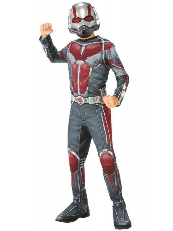 Boy's Ant-Man Marvel Avengers Kids Book Week Costume - Main Image