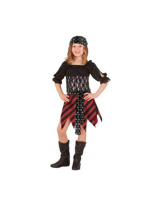 RUBIE/'S PIRATE WENCH WIG FANCY DRESS HALLOWEEN