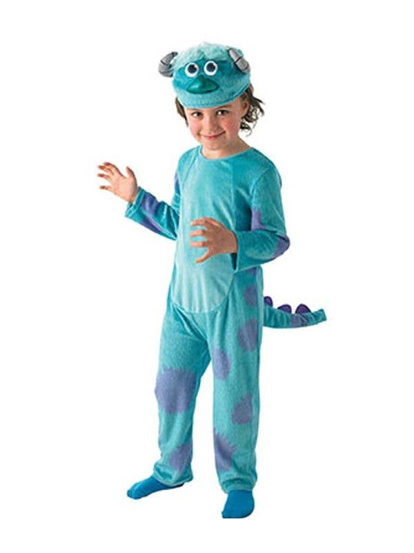 Kids Sulley Monsters Inc Costume Kid S Halloween Costumes Australia