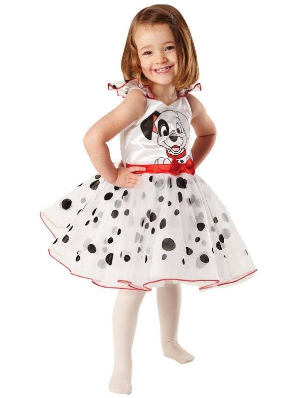Toddler Dalmatian Disney Costume