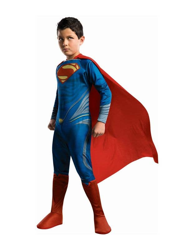Small Superman Childs Costume