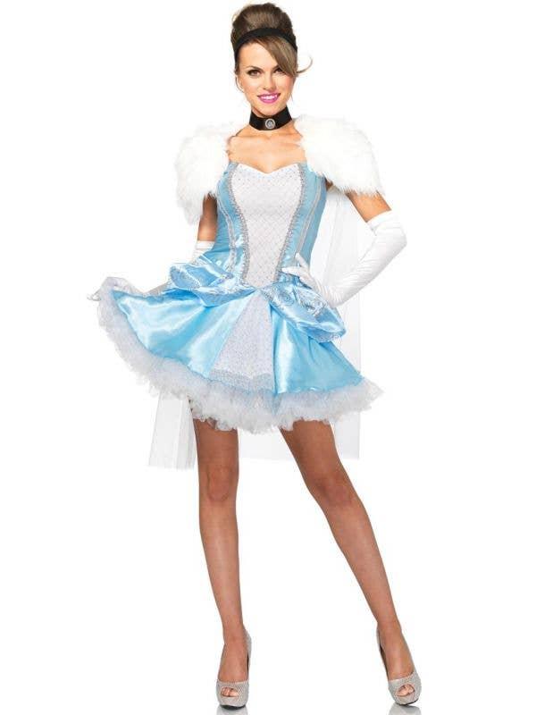 Sexy Cinderella Women's Leg Avenue Costume Main