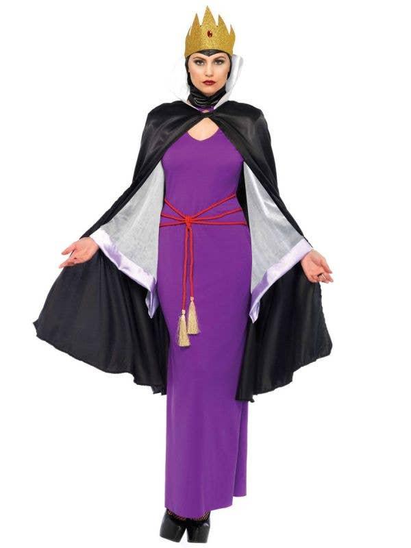 Evil Queen Women's Costume - Front Image