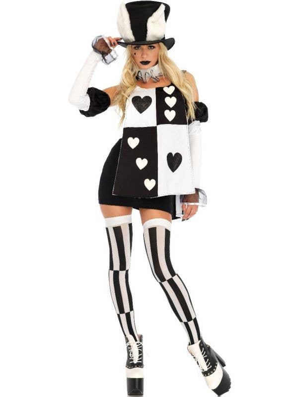 Leg Avenue Women's Wonderland Rabbit Fancy Dress Costume - Main Image