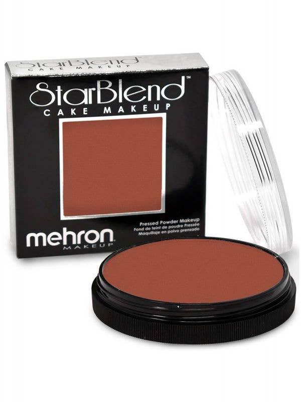 Dark Egyptian Mehron StarBlend Cake Foundation Makeup