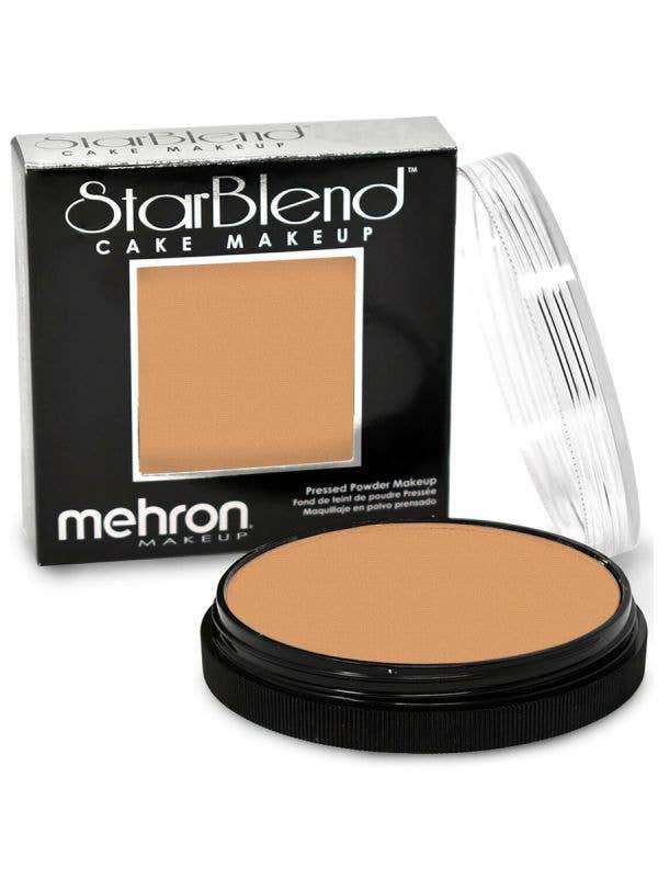 Soft Beige Mehron StarBlend Cake Foundation Makeup