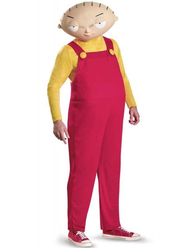 Men's Deluxe Family Guy Stewie Griffin TV Character Costume