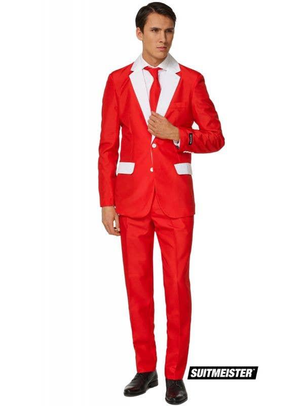 Men's Santa Outfit Christmas Suitmeister Suit Main Image