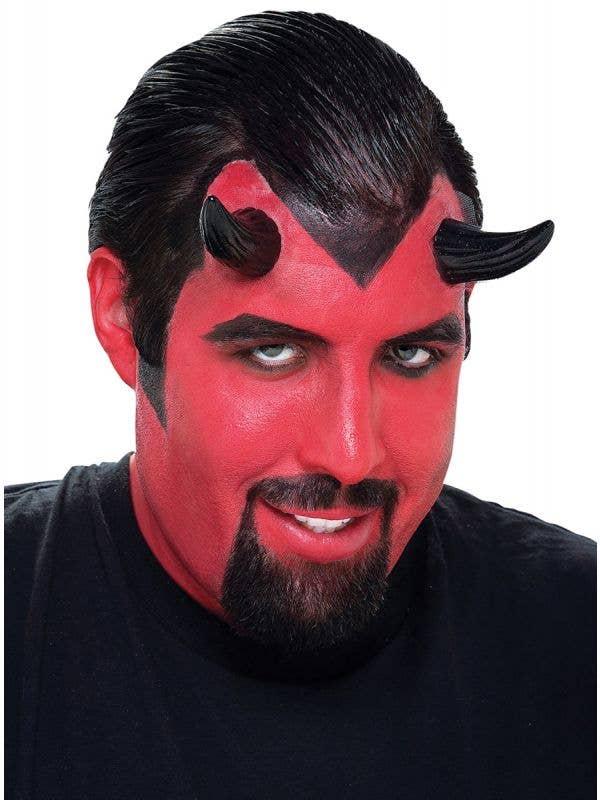 Black Devil Horns Halloween Special FX