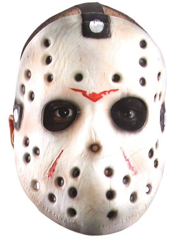 Officially Licensed Friday 13th Jason Voorhees Hockey Mask