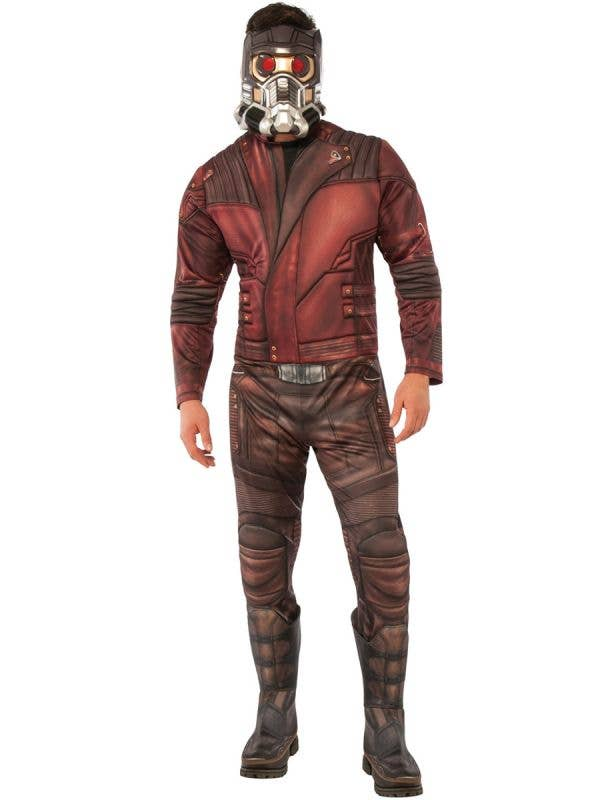 Star Lord Men's Deluxe Guardians of Galaxy Superhero Costume