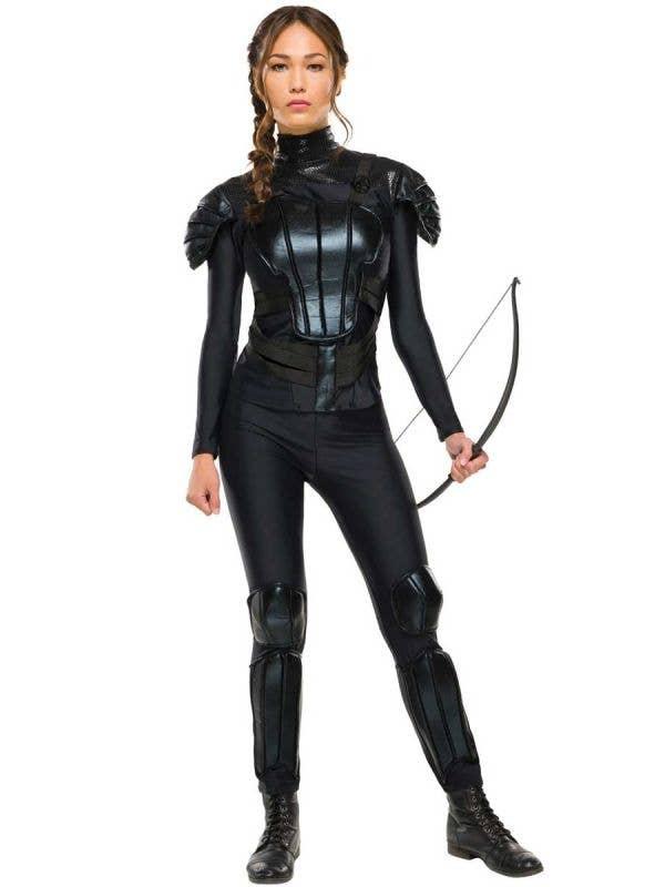 Rebel Katniss Women's Hunger Games Mockingjay Costume
