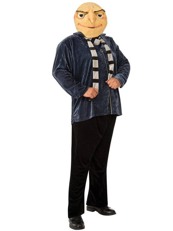 Plus Size Men's Gru Costume