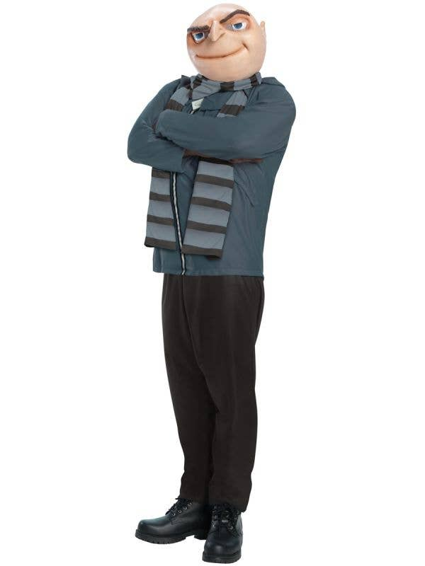Men's Gru Dispicable Me Movie Costume Main Image
