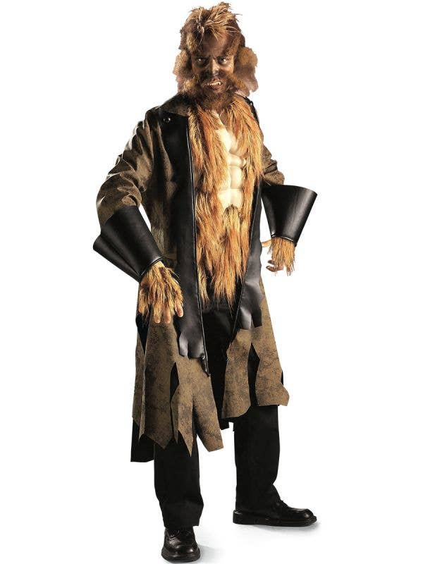 Big Bad Wolf Men's Scary Halloween Costume Main Image