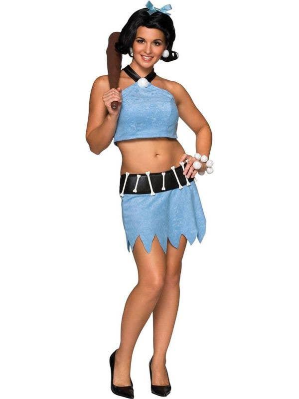 The Flinstones Sexy Betty Rubble Women's Costume - Main Image