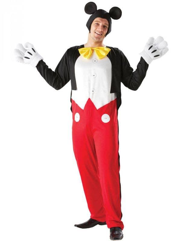 Mickey Mouse Disney Cartoon Fancy Dress Costume- Main Image