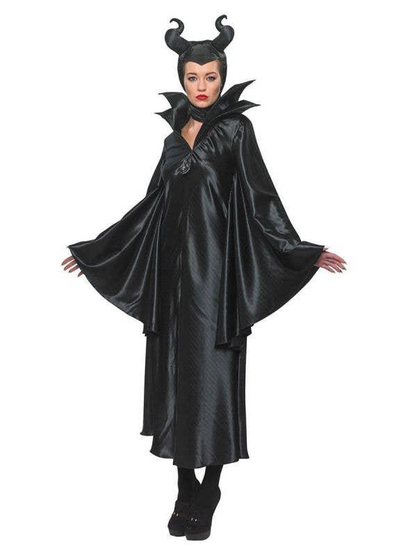 Womens Halloween Maleficient Costume - Main Image