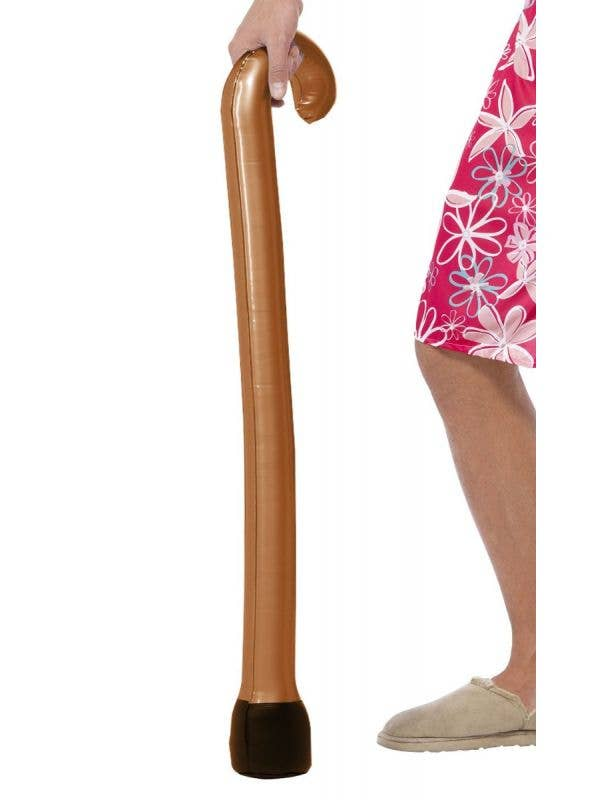 Inflatable Walking Cane Funny Costume Accessory Main Image