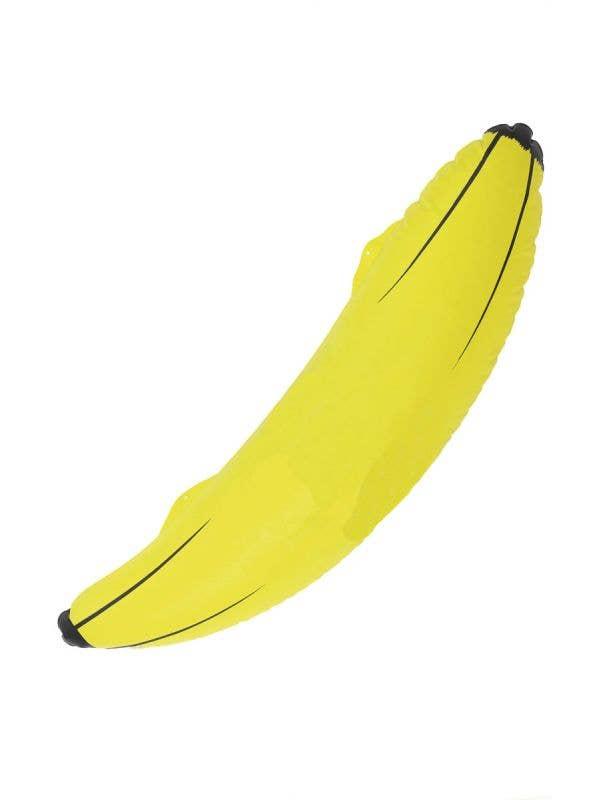 Inflatable Yellow Banana Costume Accessory