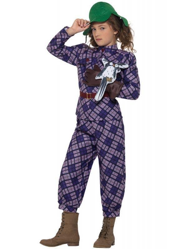 David Walliams Awful Auntie Girl's Book Week Costume Main Image