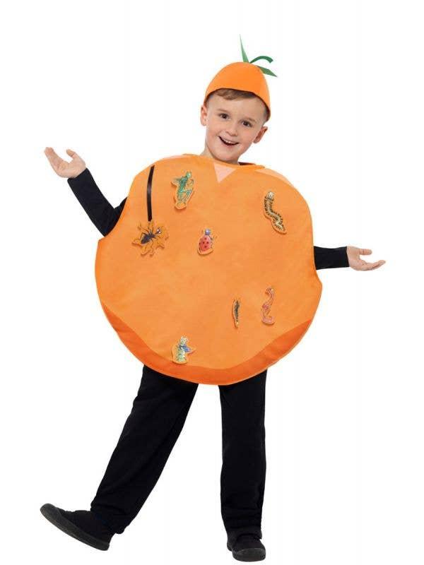 Kids James and the Giant Peach Roald Dahl Book Week Costume Main Image