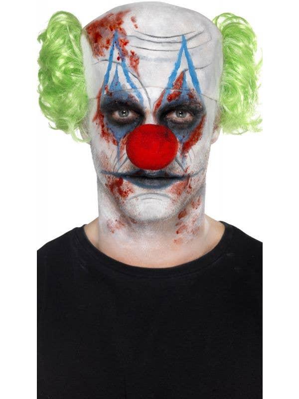 Sinister Halloween Clown Makeup Kit Set - Main