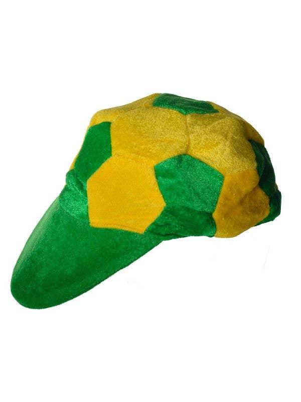 Plush Soccer Aussie Hat - Main Image