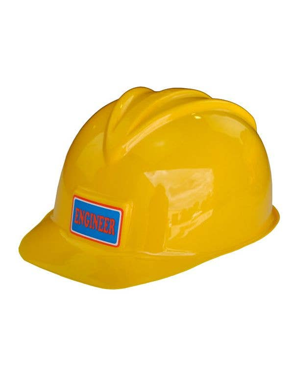 Construction Workers Hard Hat - Yellow