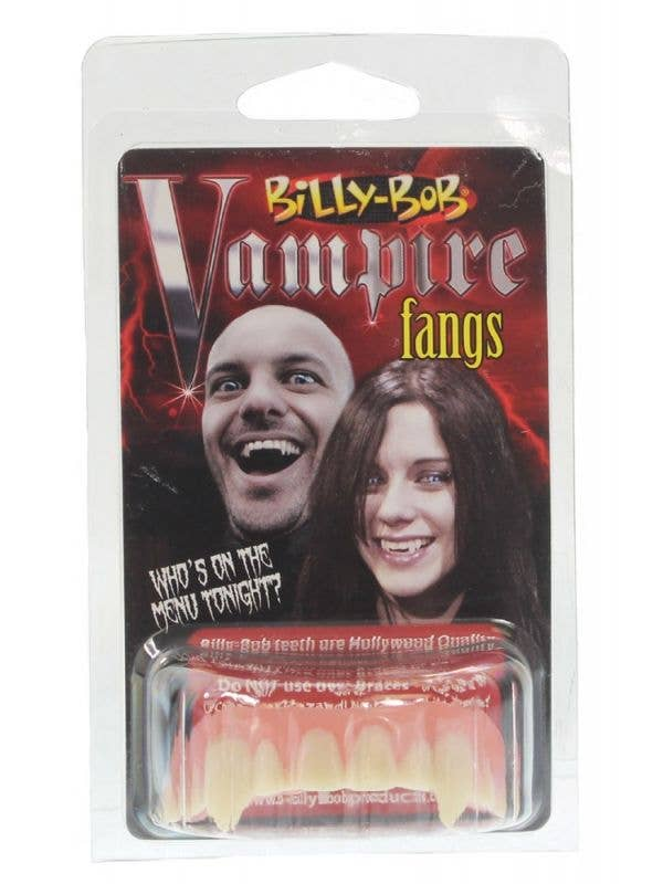 Halloween Vampire Costume Fangs Teeth Accessory