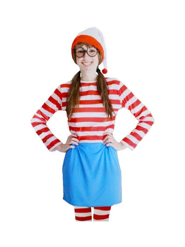 FANCY DRESS BLUE SKIRT BOOK CHARACTER WHALLY FANCY DRESS SKIRT BLUE FANCY DRESS