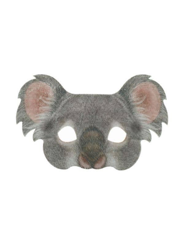 Koala Photo-realistic Kids Face Mask Main Image