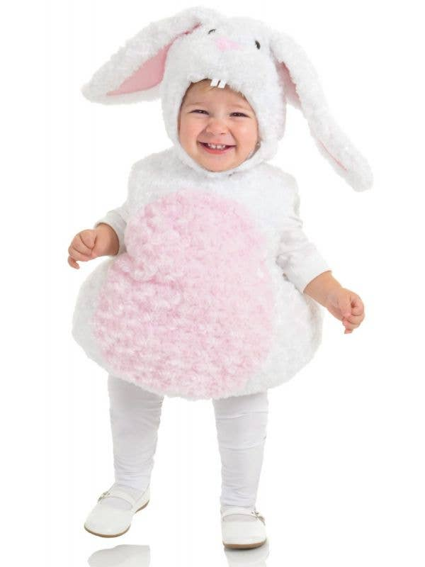 Belly Babies Bunny Toddler Fancy Dress Costume