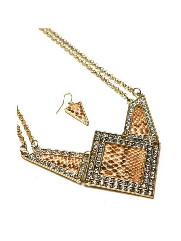 80/'s Women/'s Jewelry Set