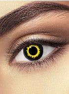Wolf Eye Single Wear Halloween Contact Lenses