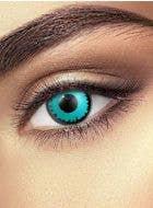 Elf Green 90 Day Coloured Contact Lenses