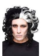 Sweeney Todd Men's Halloween Costume Wig