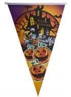 Laughing Pumpkins Halloween Bunting Decoration Main Image