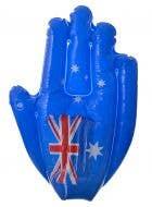 Aussie Flag 55cm Inflatable Hand Australia Day Merchandise