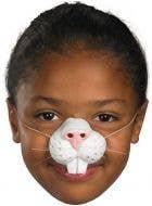 Rabbit Costume Nose on Elastic