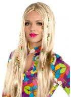 Wild Child Women's Blonde Hippie Wig